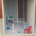 Kennel and Sleeping Quarters